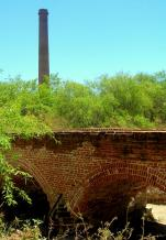 Bridge, Smokestack
