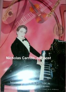 Nicholas Carrillo